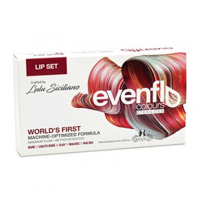 Perma Blend Even Flo Lip Set