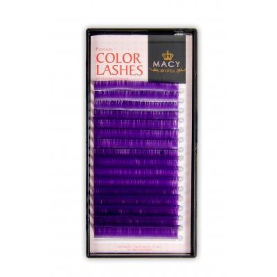 Фиолетовые MIX С- Загиб/ 0.15мм