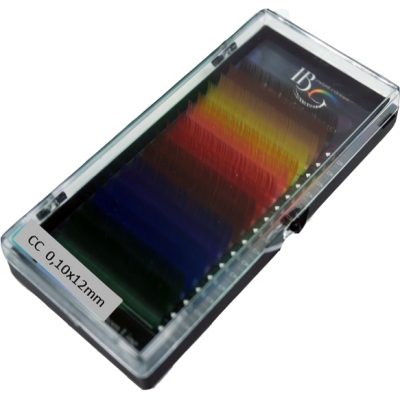 Rainbow Color  CC- Curl/0,10мм