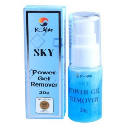 "Gel Remover ""Sky"""
