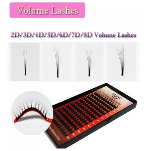 I-Beauty Volume Lashes  MIX СС- Curl