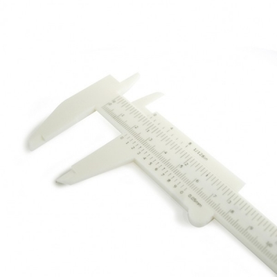 Ruler - eyebrow measure