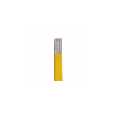 Double Rows Yellow Shading Blade 9M1, 15M1