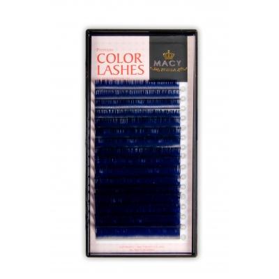 Синие MIX D- Загиб/0,20мм
