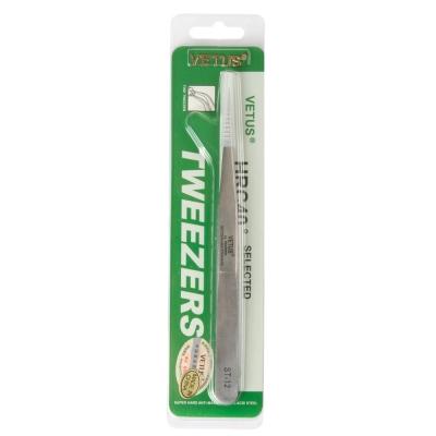 Straight Tweezer Vetus ST-12