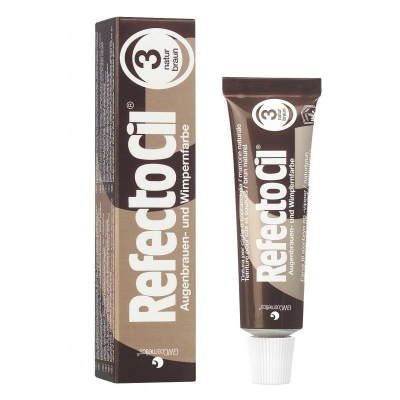 "RefectoCil Professional Eyelash/Eyebrow Tint - ""Natural Brown"""