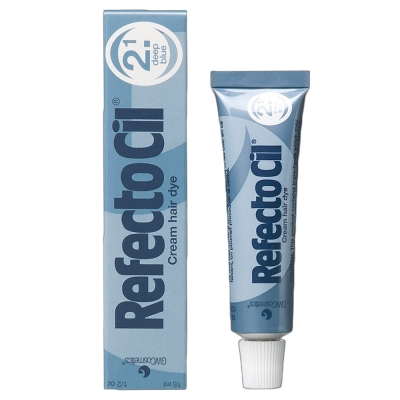 "RefectoCil Professional Eyelash/Eyebrow Tint - ""Deep Blue"""