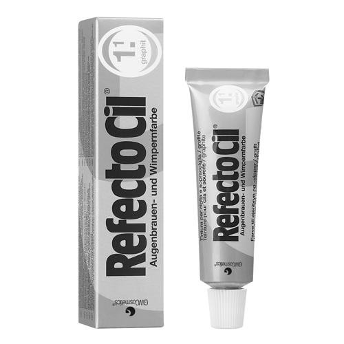 "RefectoCil Professional Eyelash/Eyebrow Tint - ""Graphite"""