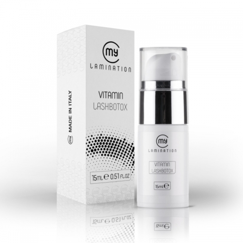 Vitamin Lash botox My Lamination