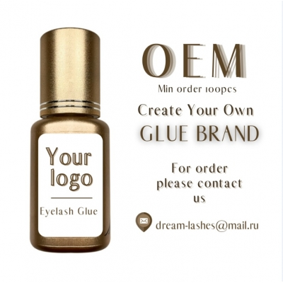 Glue OEM or with your logo