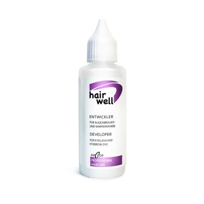 Hairwell Creme Developer
