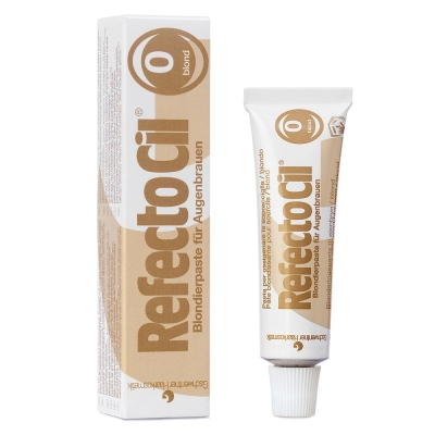 "RefectoCil Professional Eyelash/Eyebrow Tint - ""Blond"" 0"
