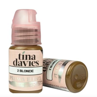 Permablend Blonde - Tina Davies 2