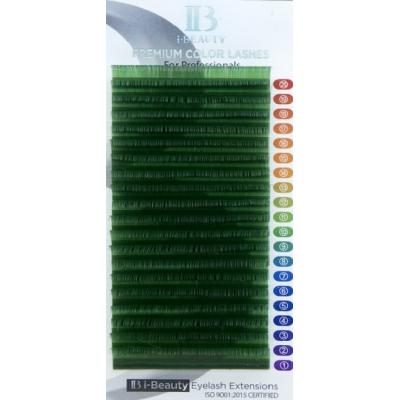 Green MIX D- Curl /0,10мм