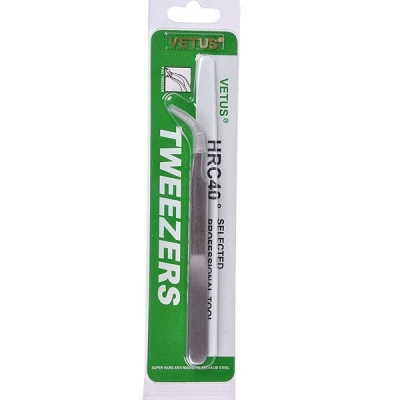 Curved Tweezer Vetus ST-15