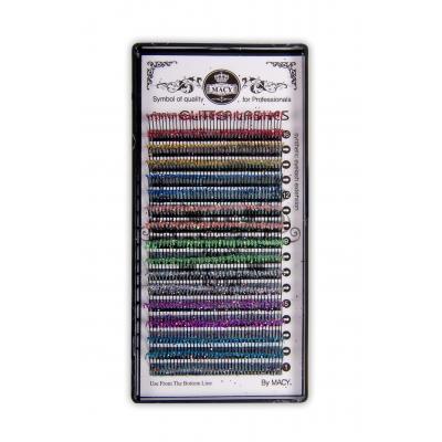 Macy Сolor Glitter Lash D 0,15