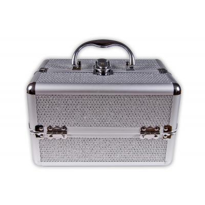Silver Glitter Case