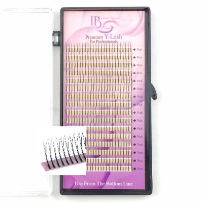 I Beauty Y-Lashes MIX CC - Curl / 0,10 mm