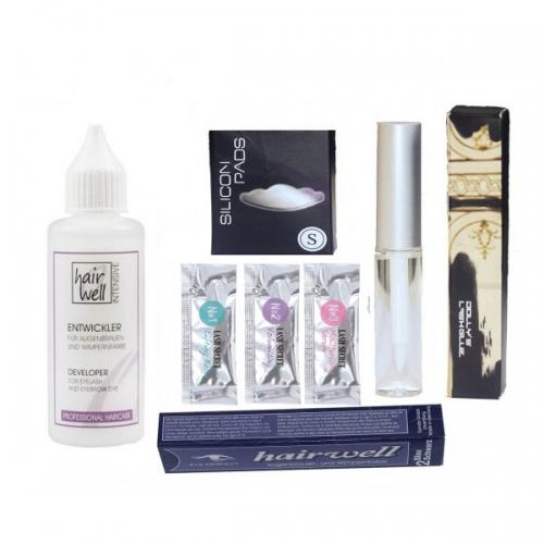 Set for eyelash lamination