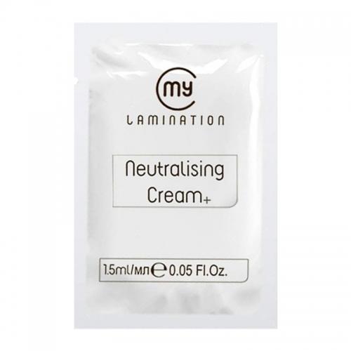 My Lamination - Neutralising Cream (step 2)
